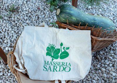 Masseria Sardo, shopper